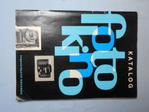 náhled knihy - Katalog foto-kino
