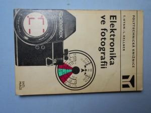 náhled knihy - Elektronika ve fotografii