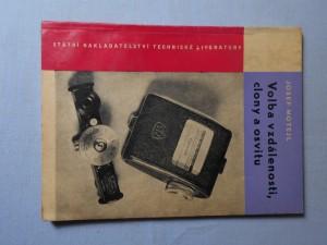 náhled knihy - Volba vzdálenosti, clony a osvitu