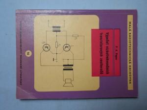 náhled knihy - Výpočet nízkofrekvenčních tranzistorových zesilovačů