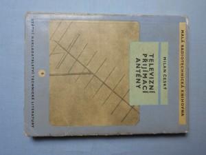 náhled knihy - Televizní přijímací antény