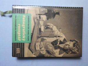 náhled knihy - Fotografický receptář pro černobílou fotografii