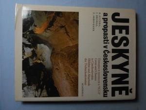 náhled knihy - Jeskyně a propasti v Československu