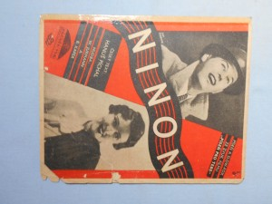 náhled knihy - Ninon : Slowfox z filmu Píseň pro tebe