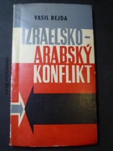 náhled knihy - Izraelsko-arabský konflikt