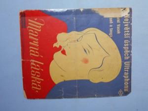 náhled knihy - Marná láska : Píseň a tango