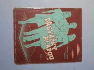 náhled knihy - Dřeváčky klapou (klap, klap) : Foxtrot