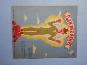 náhled knihy - Len bez ženy : Fox z operety Modrá ruža