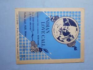 náhled knihy - Indian love call : Indianská píseň lásky z operetty Rose Marie