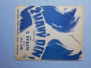 náhled knihy - Žhavý den, Pomalý fox