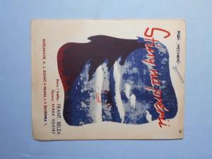 náhled knihy - Stíny na prerii : Trampská píseň a slow-fox