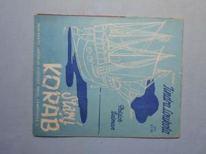 náhled knihy - Starý koráb : Píseň a waltz