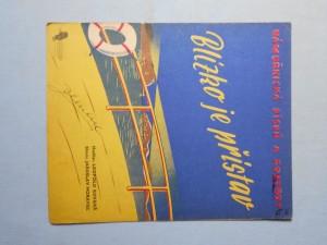 náhled knihy - Blízko je přístav