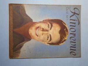 náhled knihy - Kinorevue: Obrázkový filmový týdeník, čís. 41.