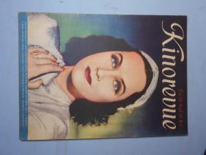 náhled knihy - Kinorevue: Obrázkový filmový týdeník, čís. 13., roč. VI.