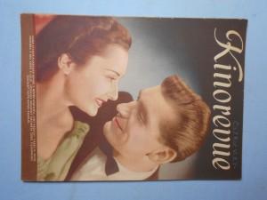 náhled knihy - Kinorevue: Obrázkový filmový týdeník, čís. 7., roč. VI.