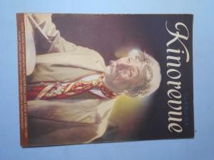 náhled knihy - Kinorevue: Obrázkový filmový týdeník, čís. 4., roč. VI.