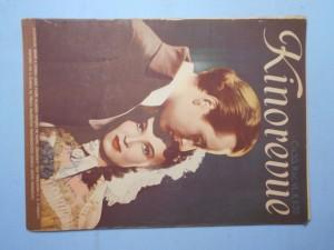náhled knihy - Kinorevue: Obrázkový filmový týdeník, čís. 33., roč. VI.
