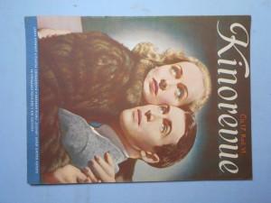 náhled knihy - Kinorevue: Obrázkový filmový týdeník, čís. 17., roč. VI.