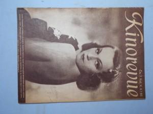 náhled knihy - Kinorevue: Obrázkový filmový týdeník, čís. 7., roč. X.