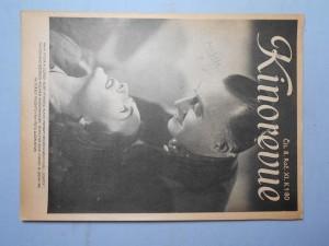 náhled knihy - Kinorevue: Obrázkový filmový týdeník, čís. 8., roč. XI.