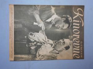náhled knihy - Kinorevue: Obrázkový filmový týdeník, čís. 17., roč. X.