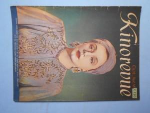 náhled knihy - Kinorevue: Obrázkový filmový týdeník, čís. 16., roč. VI.