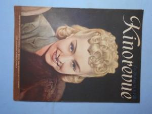 náhled knihy - Kinorevue: Obrázkový filmový týdeník, čís. 26., roč. VI.
