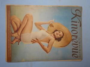 náhled knihy - Kinorevue: Obrázkový filmový týdeník, čís. 34., roč. VI.