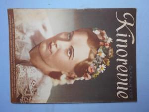 náhled knihy - Kinorevue: Obrázkový filmový týdeník, čís. 41., roč. VI.