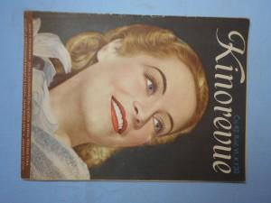 náhled knihy - Kinorevue: Obrázkový filmový týdeník, čís. 42., roč. VI.