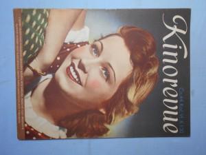 náhled knihy - Kinorevue: Obrázkový filmový týdeník, čís. 44., roč. VI.