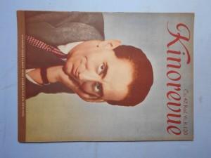 náhled knihy - Kinorevue: Obrázkový filmový týdeník, čís. 47., roč. VI.