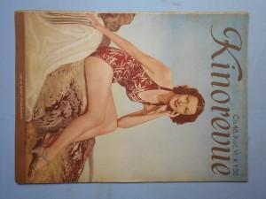 náhled knihy - Kinorevue: Obrázkový filmový týdeník, čís. 48., roč. VI.