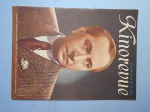 náhled knihy - Kinorevue: Obrázkový filmový týdeník, čís. 49., roč. VI.