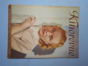 náhled knihy - Kinorevue: Obrázkový filmový týdeník, čís. 50., roč. VI.