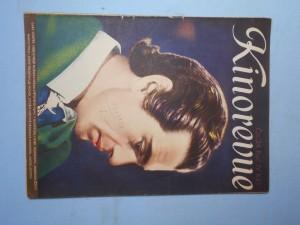 náhled knihy - Kinorevue: Obrázkový filmový týdeník, čís. 34., roč. IV.