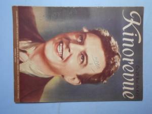 náhled knihy - Kinorevue: Obrázkový filmový týdeník, čís. 29., roč. IV.