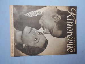 náhled knihy - Kinorevue: Obrázkový filmový týdeník, čís. 40., roč. IX.