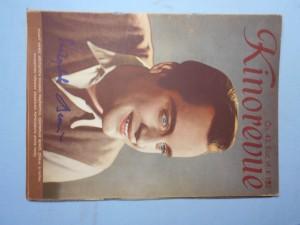 náhled knihy - Kinorevue: Obrázkový filmový týdeník, čís. 43., roč. VI.
