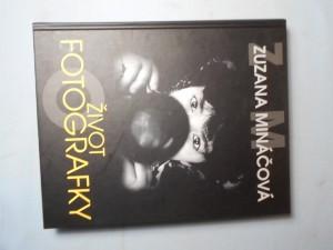 náhled knihy - Zuzana Mináčová: Život fotografky