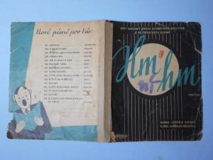 náhled knihy - Hm-hm : Foxtrot