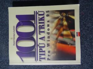 náhled knihy - 1001 tipů a triků pro Windows 95