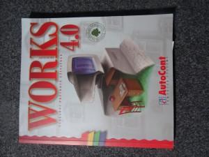 náhled knihy - Works 4.0 : základní průvodce uživatele