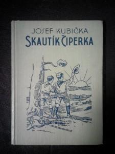 náhled knihy - Skautík Čiperka : Prázdniny veselého kloučka