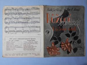 náhled knihy - Růžová serenáda : V růžovém údolí