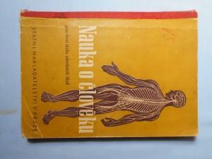 náhled knihy - Nauka o člověku : učební text pro třetí třídu středních škol