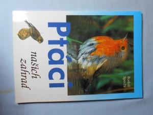 náhled knihy - Ptáci našich zahrad