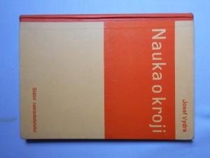 náhled knihy - Nauka o kroji pro odborné školy pro ženská povolání