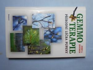 náhled knihy - Gemmoterapie : přírodní léčba pupeny